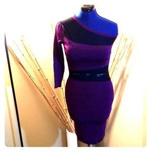 Arden B. One Should Bandage Dress